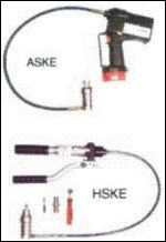 HSKE & ASKE Rail Contact Insertion Tools